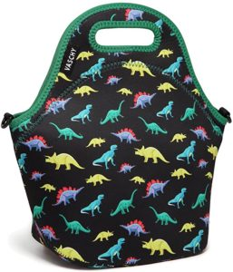 back to school insulated lunch tote