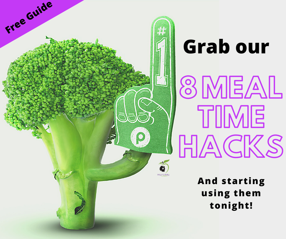 meal time hacks for picky eater