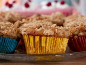 Protein packed muffins for your picky eater